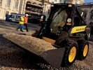 мини погрузчик new holland ls170